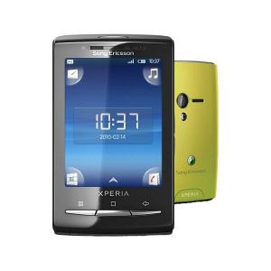 Sony Ericsson Xperia X10 Mini (E10) Black-Lime