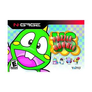 Nokia N-GAGE Game PUZZLE BOBBLE
