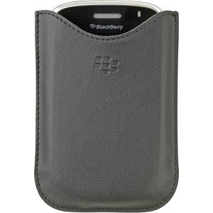 Carrying case BlackBerry 9000 HDW-16000 Black Bulk