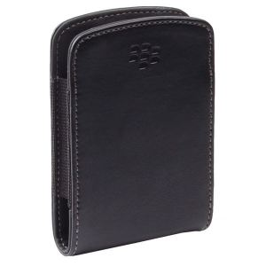 Carrying case BlackBerry 8520 HDW-24206 Black Bulk