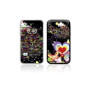 Skin Kit for iPhone 3G Flower Cloud