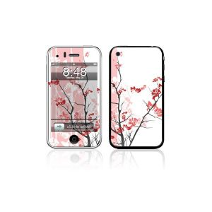 Skin Kit for iPhone 3G Pink Tranquility