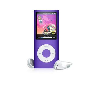 iPod Nano 4G 16GB Purple - BRAND NEW!!