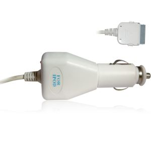 Car charger for iPod (CC-15)