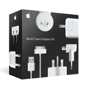 USB Power Adaptor iPod World Travel Adapter Kit (MB974ZM/A