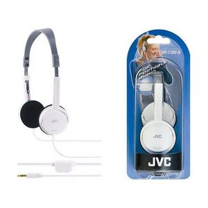 HandsFree for iPod JVC HA-L50-W Stereo White