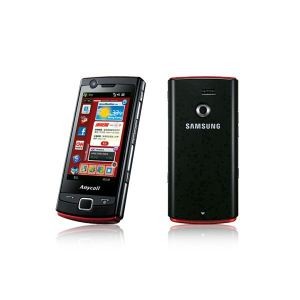 Samsung B7300 Omnia Lite UK Red