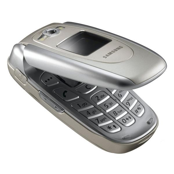 Samsung E620 Silver flip up Special offer on a
