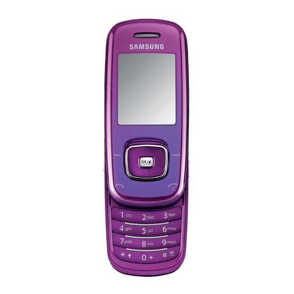 Samsung L600 Violet Slide Up Soundtech Ltd