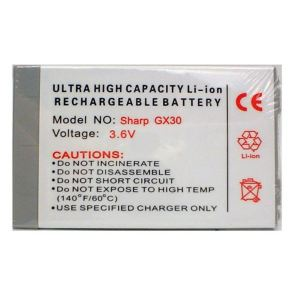 Battery for Sharp GX30