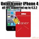 SIM Unlock Adapter for iphone 4 Gevey Pro