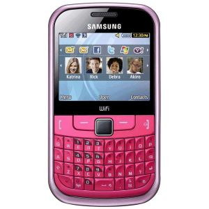 Samsung S3350 Ch@t 335 Pink Official Greek