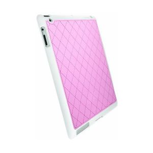 Carrying case for iPad 2 Krusell Faceplate Pink