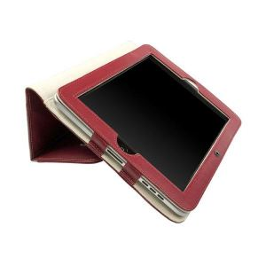 Carrying case for iPad Krusell Luna Red