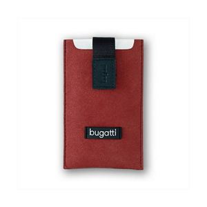 Carrying case Universal Bugatti FunCase Medium Red