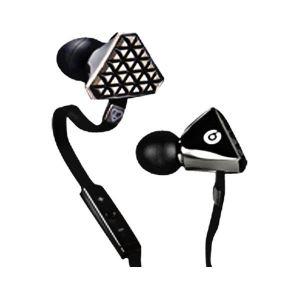 HandsFree for iPod Monster Beats by Lady GaGa Stereo w/case Black (FULL DJ Professional 3.5mm jack)