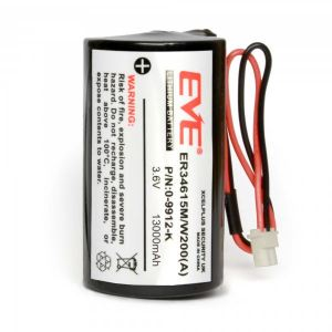 EVE ER34615M Lithium Battery for Visonic Sirens & Repeaters PG2 (various brands)