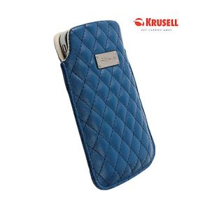 Carrying case Krusell Universal Large Avenyn Blue