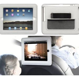 Carrying case for iPad 2 Griffin Cinema Seat White