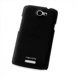 Carrying case for HTC S720 One X Nevox Faceplate Black
