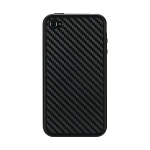 Hard case for iPhone 4/4S Griffin Reveal Etch Black