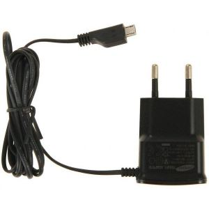 Travel charger Samsung ETAOU10EBE microUSB 2-pin