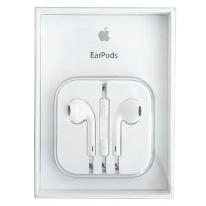 HandsFree iPhone Stereo MD827ZM/A EarPods w/Remote/Mic