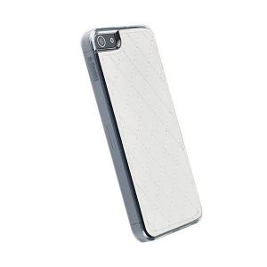 Carrying case for iPhone 5/5S Krusell Avenym Faceplate White