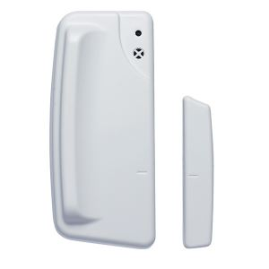 Videofied CT201 Two-way Door/Window Contact with Wired Input White