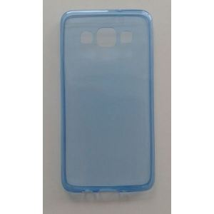 Carrying case for Samsung A300 KSIX TPU Clear-Blue