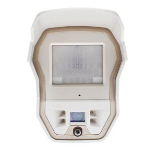 Videofied (Cyprus) OMVC200 Waterproof Two-way Motion Detector Curtain with Integrated Camera