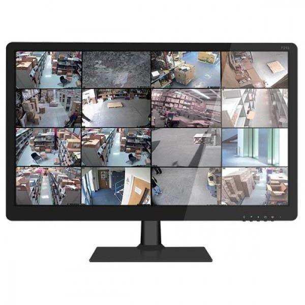 Qvis Professional Cctv 21 Inch Led Monitor 24 7 Hdmi Vga