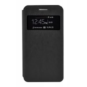 Carrying case for Samsung A310 4-OK Book Window Case Black