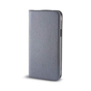 Carrying case for iPhone 8/7 iSelf Book Magnet Case Grey