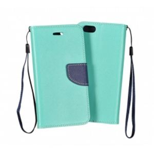 Carrying case for Samsung A320 iSelf Book Fancy Case Green