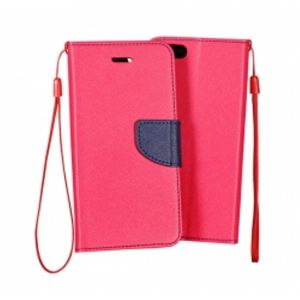 Carrying case for Samsung J320 iSelf Book Fancy Case Pink