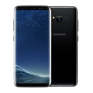 Samsung G950 Galaxy S8 64GB Black (in-stock Original cases)