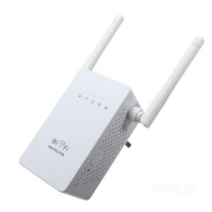 Wireless-N WiFi Router and Repeater