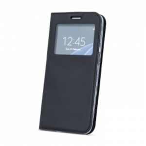 Carrying case for iPhone 8/7 Senso Book Window Magnetic Case Black