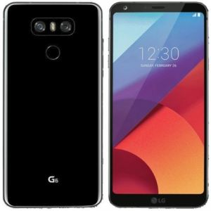 LG G6 (H870) 32GB Black (free Power Bank and Tempered Glass)