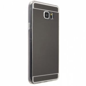 Carrying case for Samsung G935 Senso TPU Mirror Black
