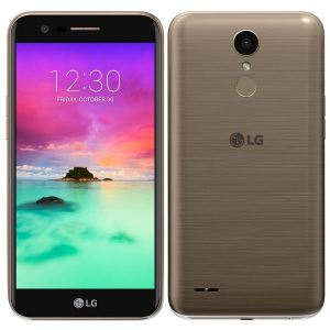 LG K10 2017 (M250) Dual SIM Black/Gold- (free Power Bank or Tempered Glass)