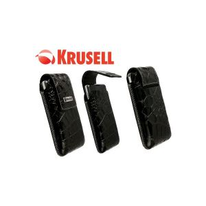 Carrying case Krusell Universal Large Vinga Croco Black