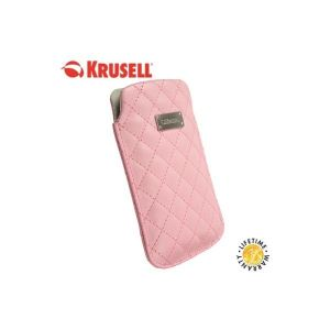 Carrying case Krusell Universal Large Coco Pink