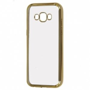 Carrying case for Samsung J320 Senso TPU Side Color Gold