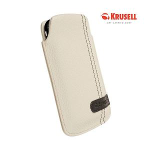 Carrying case Krusell Universal Large Gaia Beige
