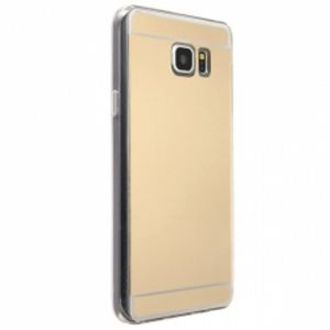 Carrying case for Samsung J730 Senso TPU Mirror Gold