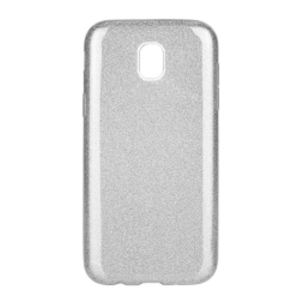 Carrying case for Samsung J530 Senso TPU Sunshine Silver