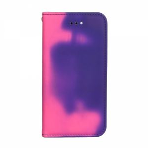Carrying case for iPhone 8/7 Senso Book Chameleon Case Violet