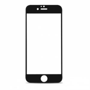 Screen Protector for iPhone 8/7 Senso Full Face Tempered Glass Black